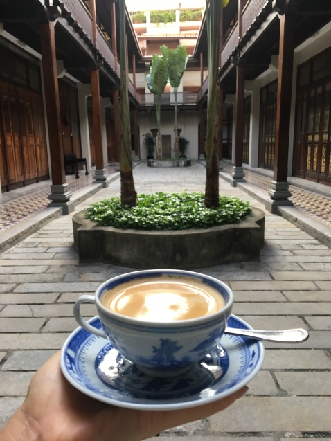 Seven terraces coffee