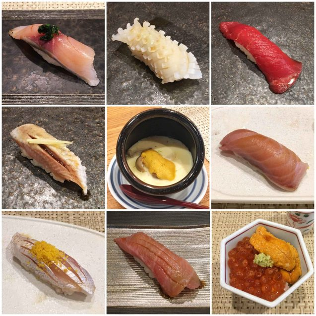 Sushi Tsujita lunch sushi omakase