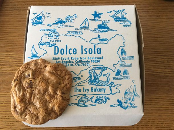 Dolce Isola Ivy cookie