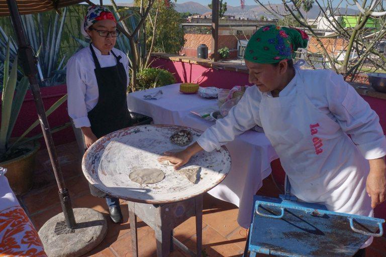 La Olla Oaxaca Breakfast