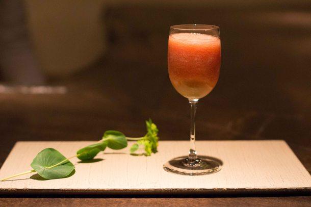Gen Yamamoto Tokyo cocktail tomato
