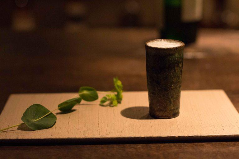 Gen Yamamoto Tokyo cocktail wasabi