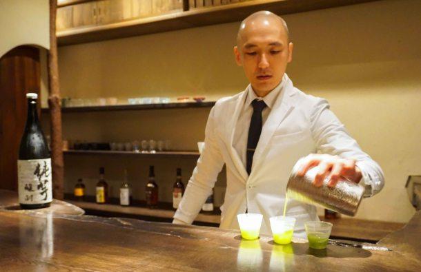 Gen Yamamoto Tokyo cocktail