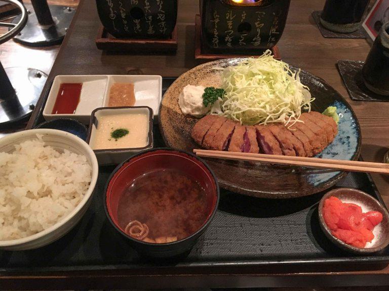 Gyukatsu moromura tokyo