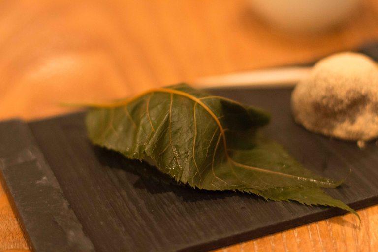 Higashiya Tokyo sakura mochi