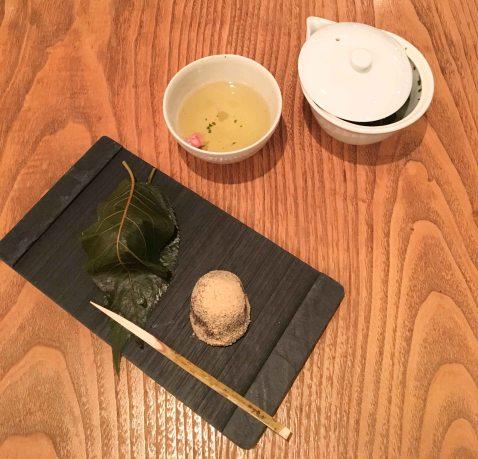 Higashiya Tokyo tea