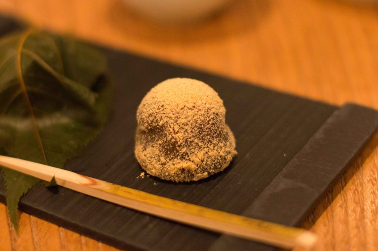 Higashiya Tokyo warabi mochi