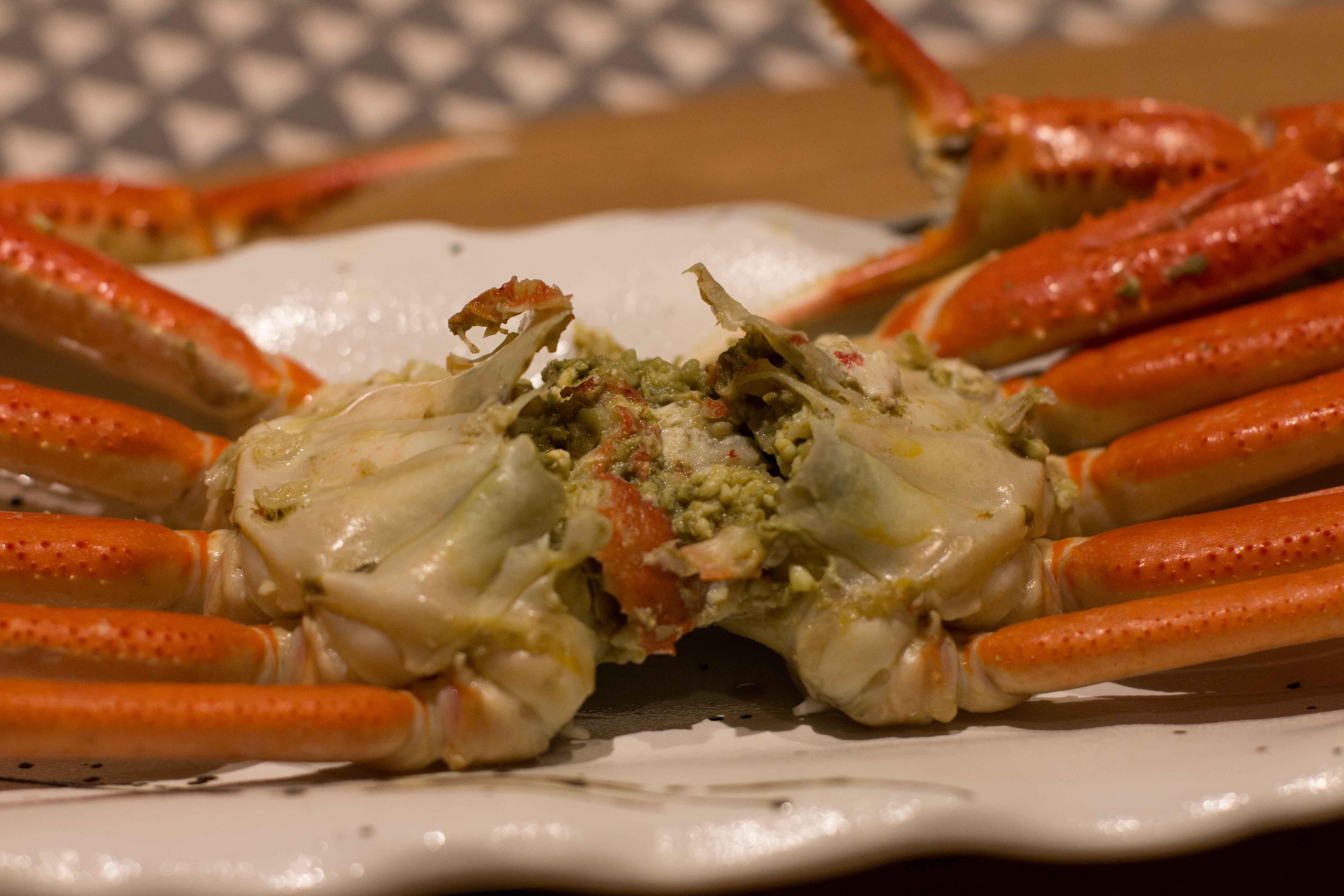 kinosaki matsubu crab kani