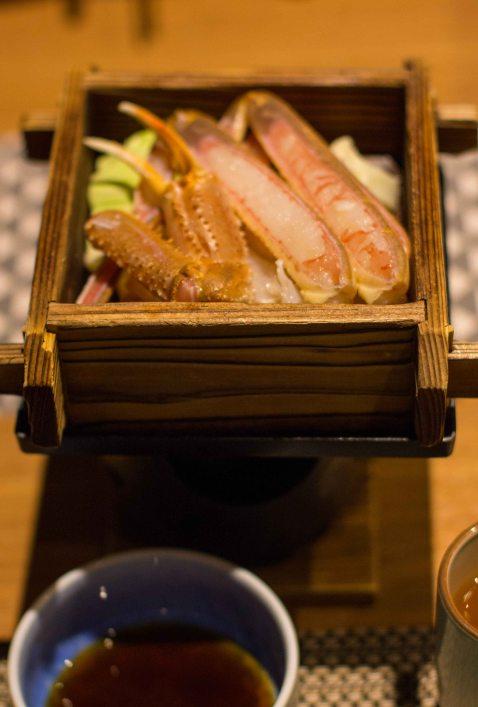 Kinosaki matsubu crab