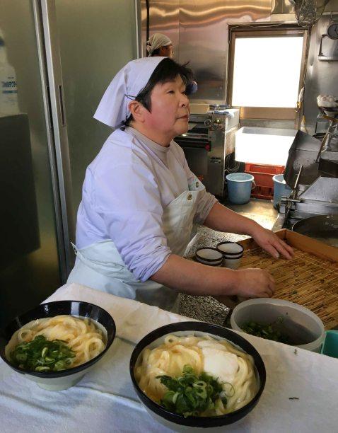 Yamakoshi udon
