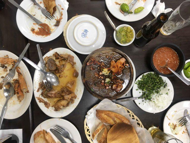 El Sella cantina Mexico