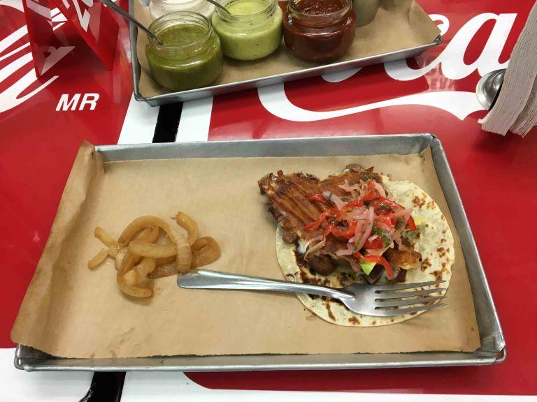 Taqueria orinoco Mexico beef