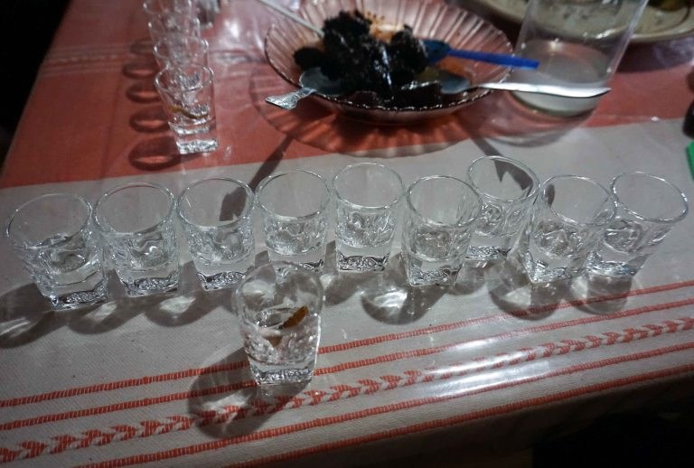 Lalocura Oaxaca mezcal tasting glasses