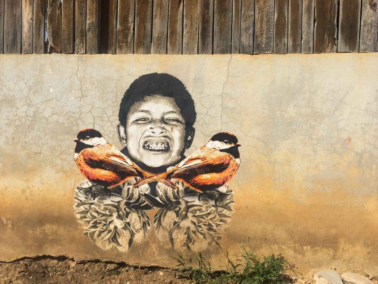 Lapiztola art Oaxaca