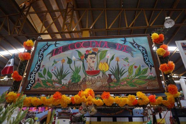 Cocina de Frida Ocotlan