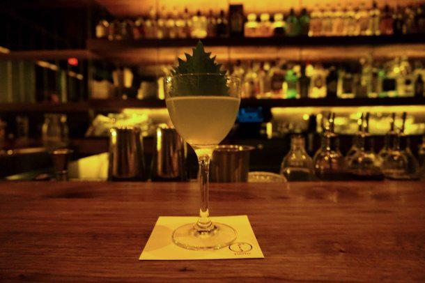 Bar Goto cocktail