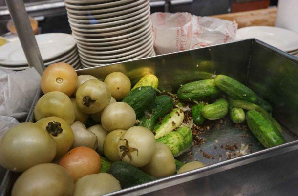 Katz's NYC pickles