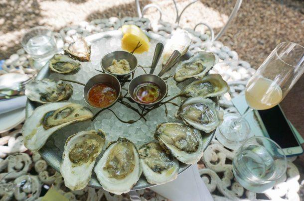 Maison Premiere Brooklyn oysters