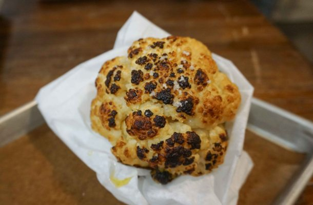 Miznon Chelsea Cauliflower