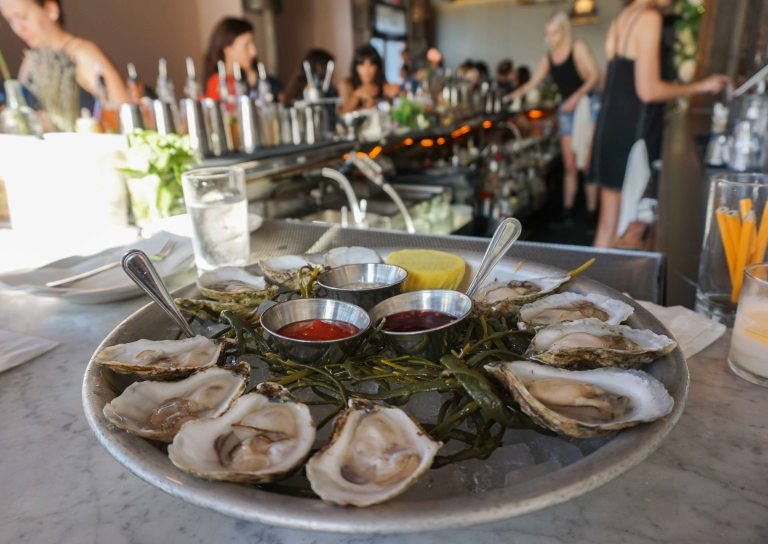 Sel Rrose NYC oysters