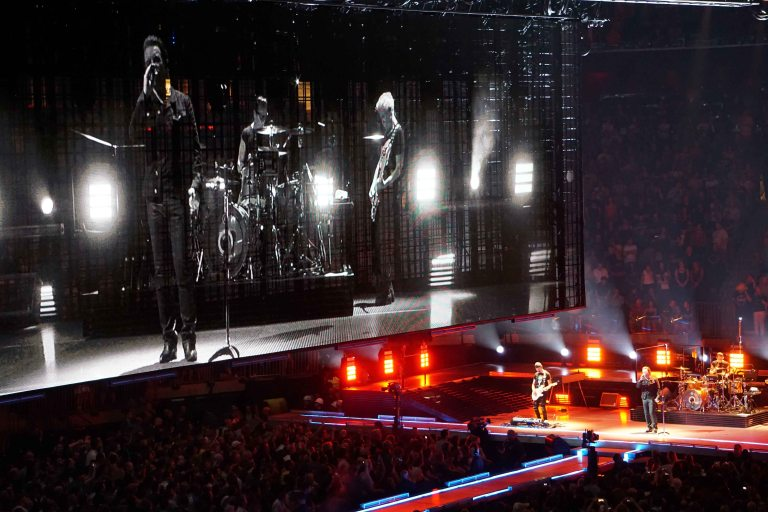 U2 MSG New York