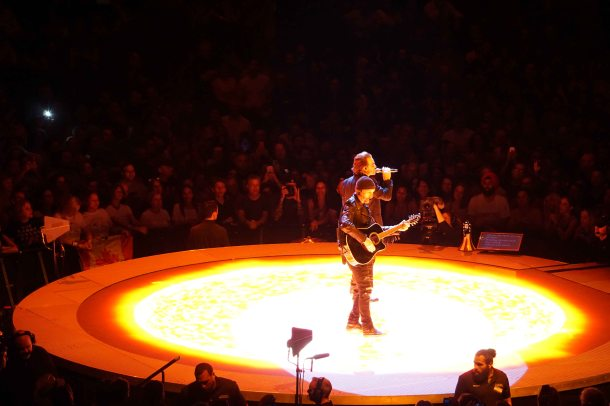 U2 New York MSG