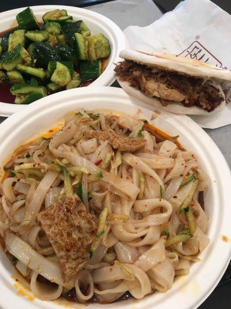 xian famous food noodle