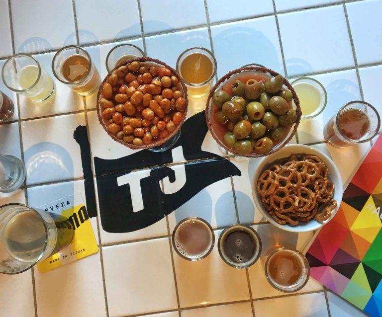 Cerveceria Tijuana beer