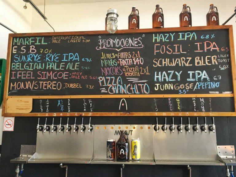 Mamut cerveca Tijuana