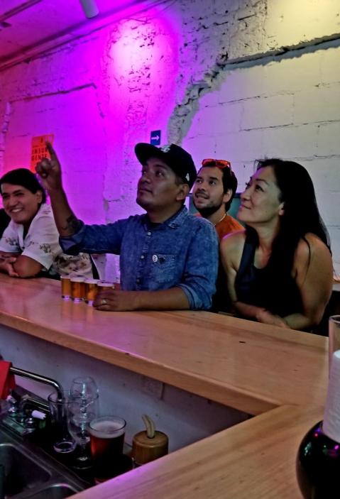 Oaxacking Susy Bando Insurgentes Tijuana