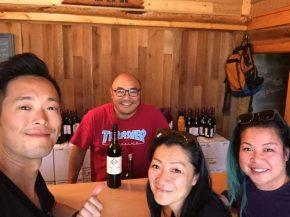 Okanagan Wine Touring'18