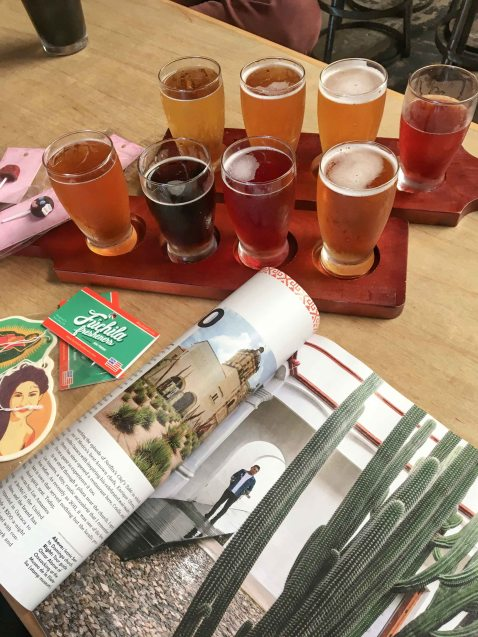 Telefonica lirica beer Tijuana