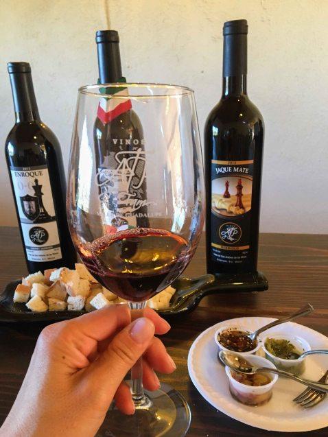 ATP wine Valle de Guadalupe