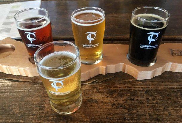 Cerveceria Transpeninsular beer