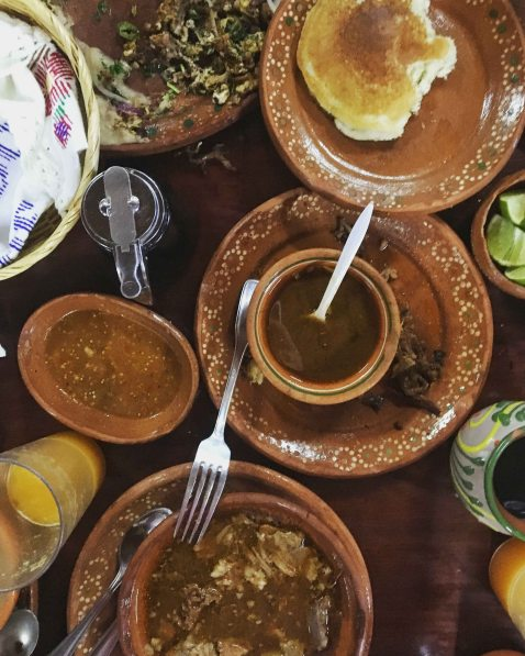 La Cocina Dona Esthela Guadalupe