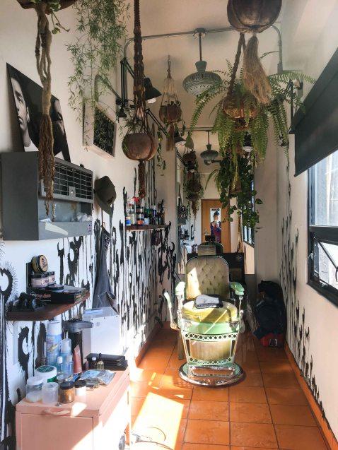 One bunk Tijuana barber