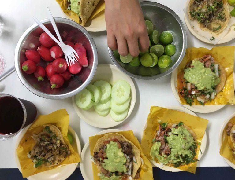 Tacos Franc Tijuana pastor