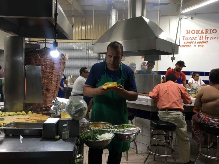 Tijuana Tacos Franc patsor