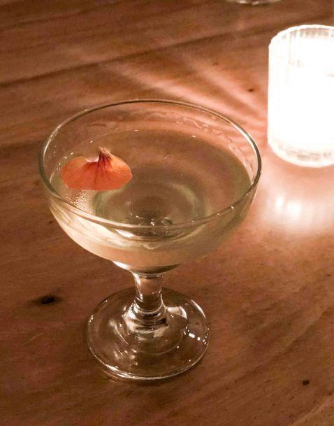 El Destilado Oaxaca cocktail