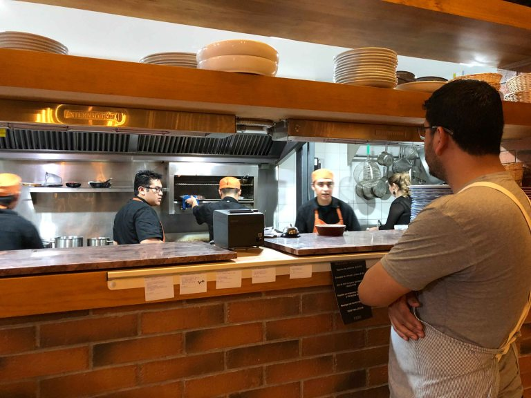 Rodolfo Castellanos Chef Oaxaca fiero