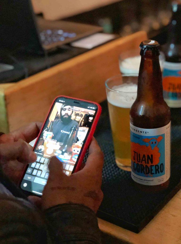 Insurgente Cerveceria Tijuana oaxacking