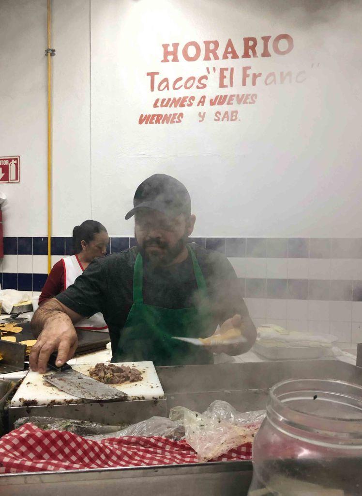 Tacos el Franc TIjuana
