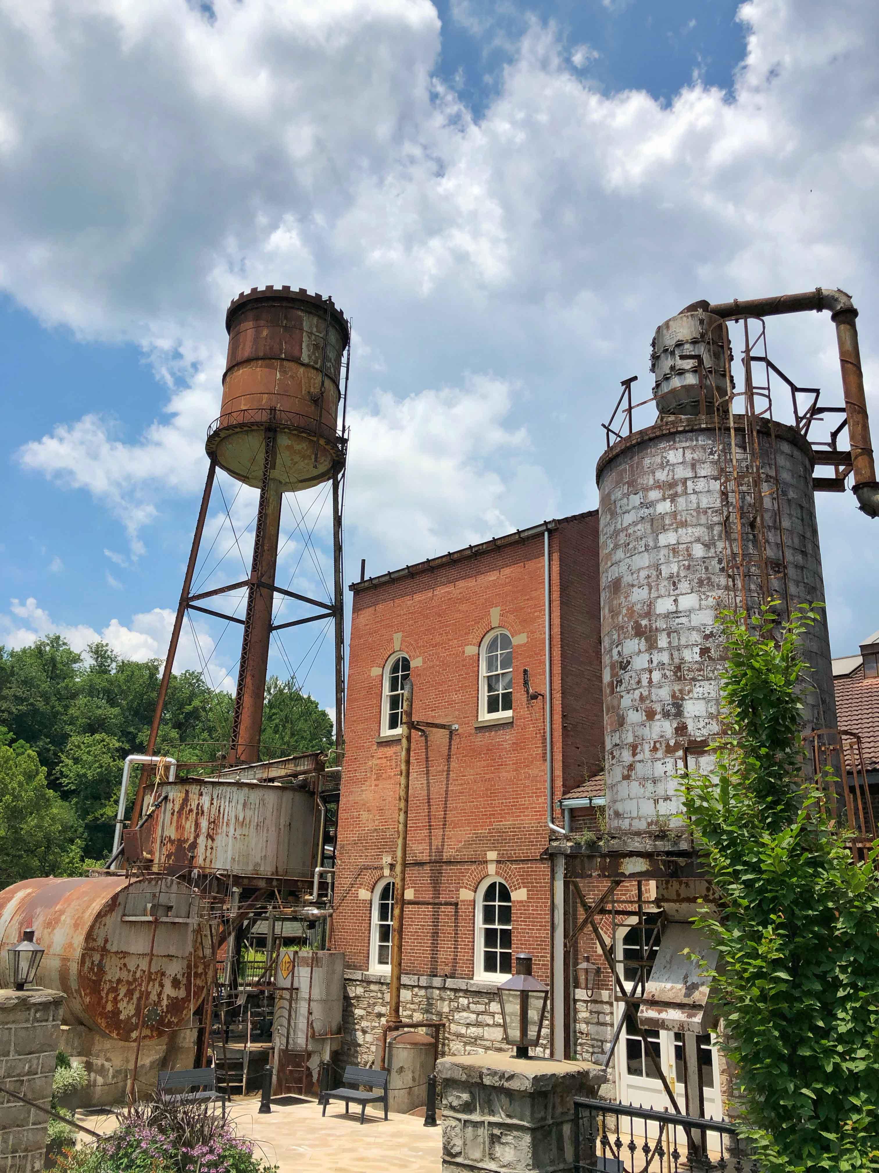 Castle Key bourbon distillery