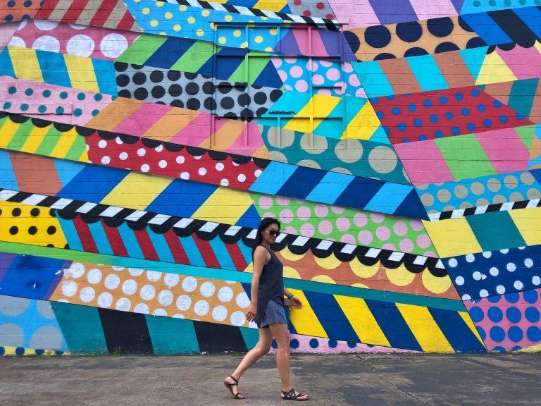 Susy Bando Nashville street art