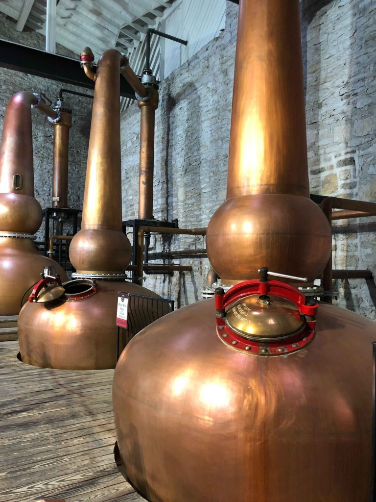 Woodford reserve copper still