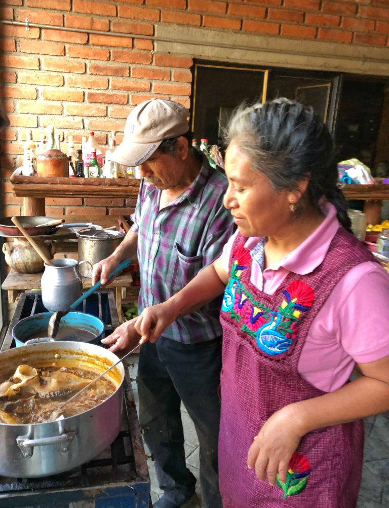 Alfonsia Oaxaca barbacoa