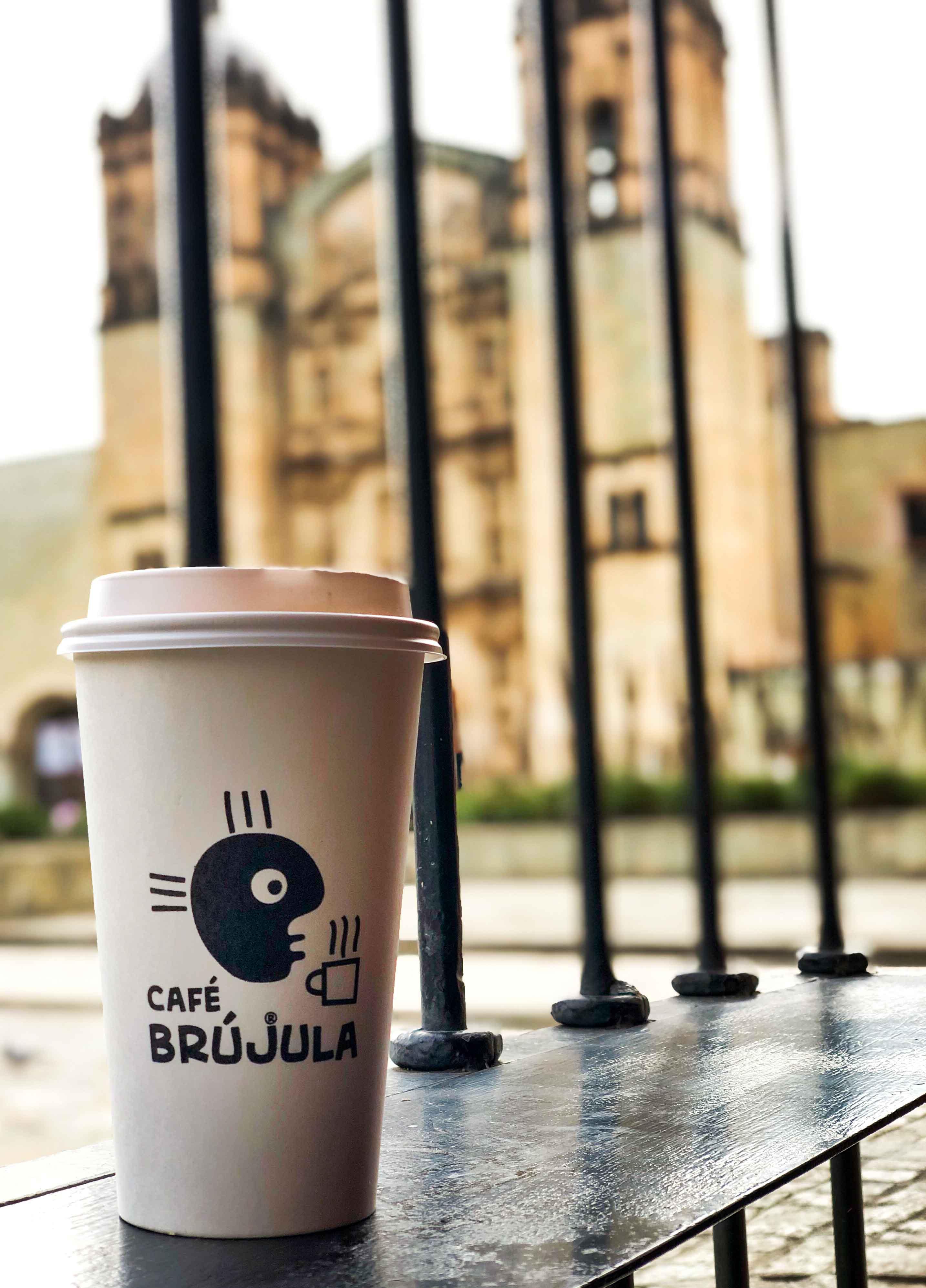 Brujula cafe Oaxaca