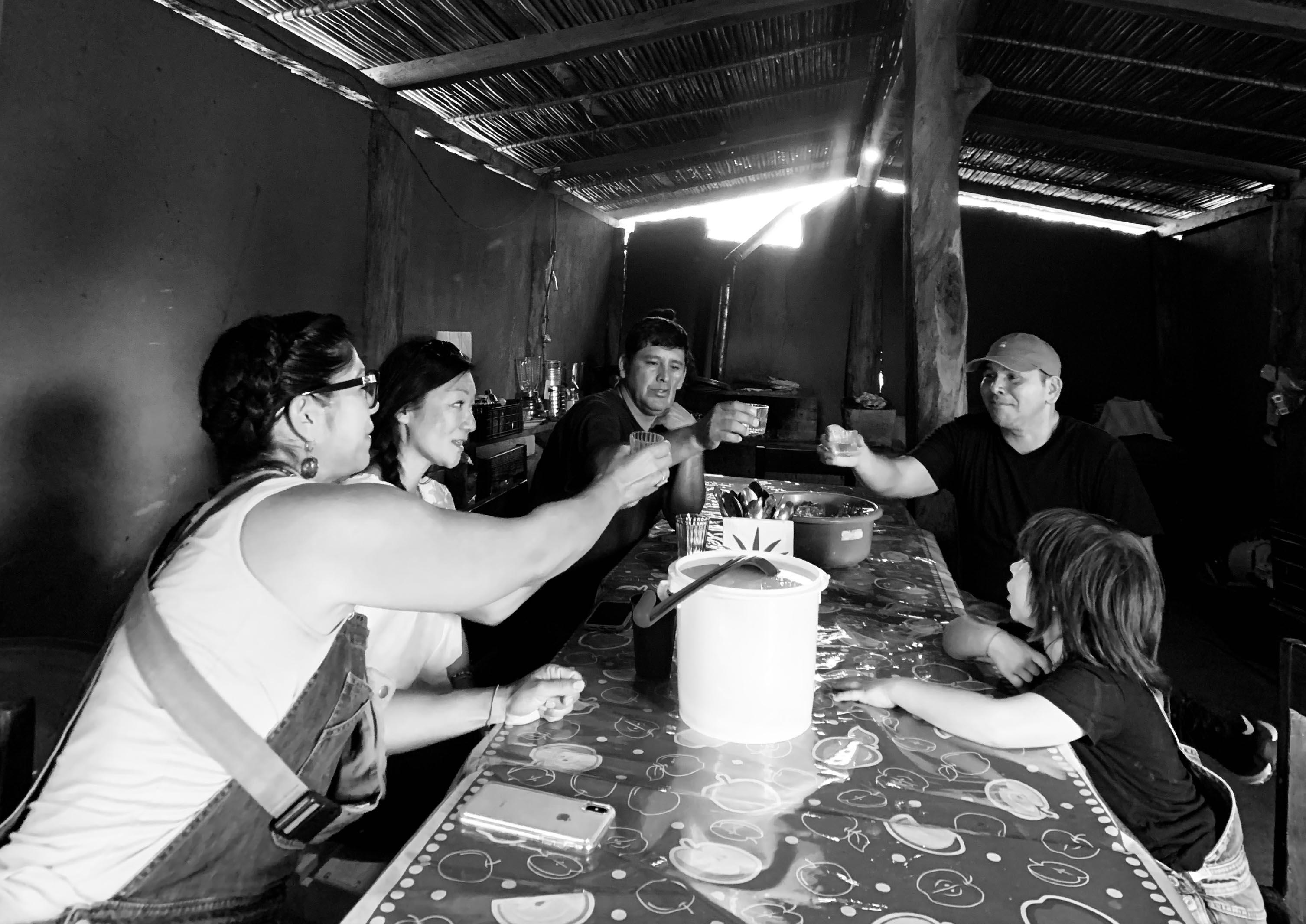 Susy Bando Lalocura mezcal Oaxaca
