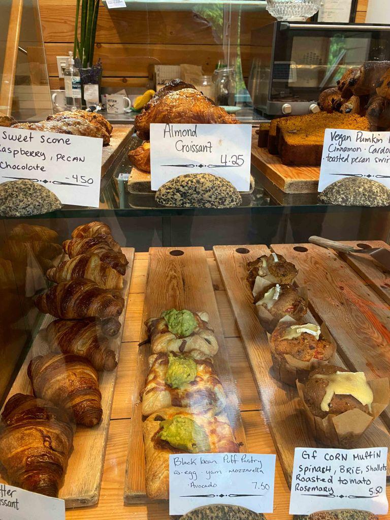 Tofino Tofitian pastries