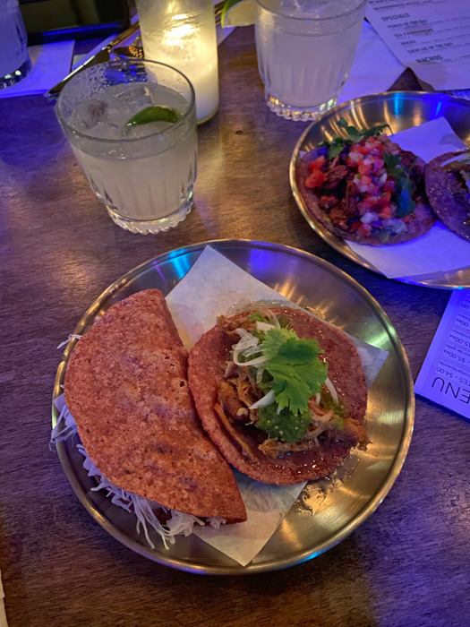Alebrije Nashville Bastion tacos